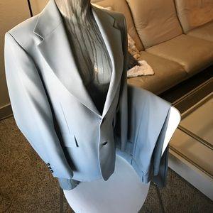 Men's Old School Retro 70s Blazer Suit Set